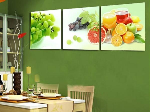 Картины для кухни и спальни